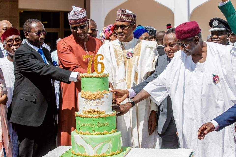 Buhari's Birthday Message: We'll Keep Reminding Nigerians Of PDP's 16 Years